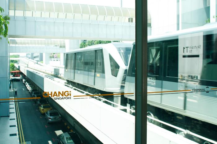 Транзит в Сингапуре: Аэропорт Чанги