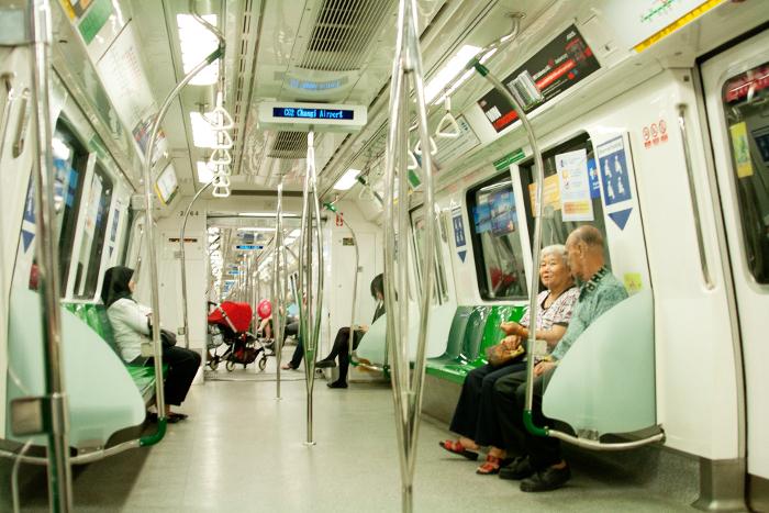 Транзит в Сингапуре: Сингапурское метро