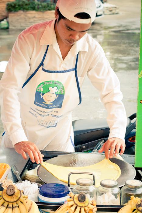 Остров Чанг: Приготовление блинчиков