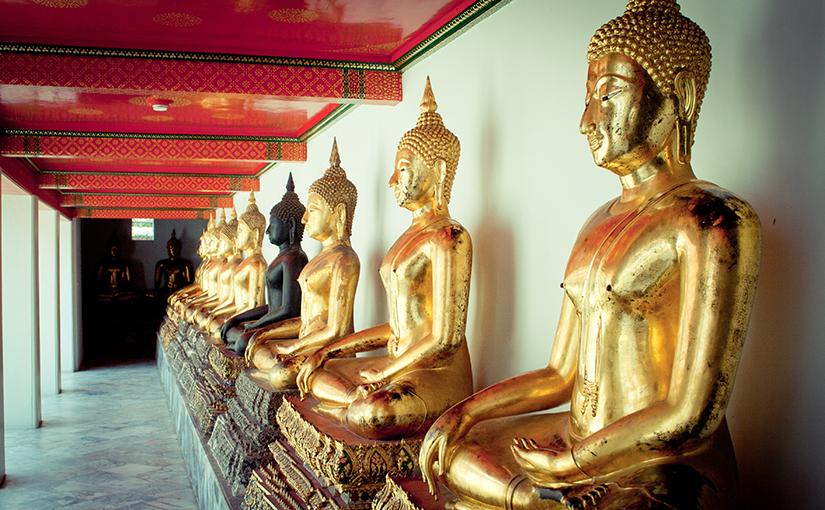 Прогулка по Бангкоку (продолжение), Таиланд.