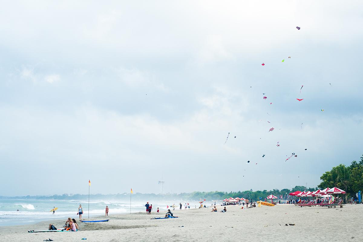 Серфинг на Бали: Пляж Куты
