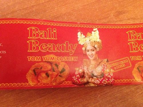 Подборка забавных азиатских продуктов: кешью со вкусом Том-ям