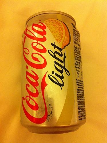 Подборка забавных азиатских продуктов: кола со вкусом лимона