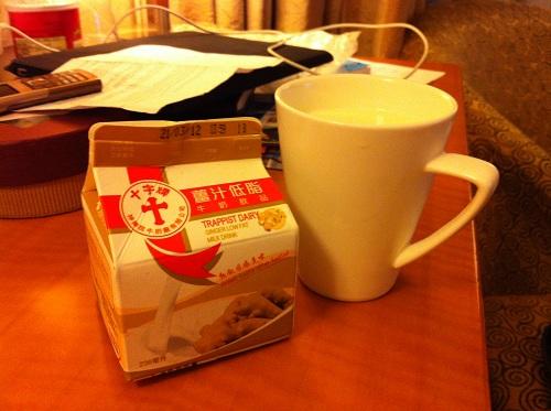 Подборка забавных азиатских продуктов: имбирное молоко