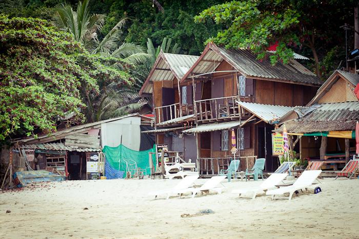 Самостоятельные путешествия: Бюджетное жилье на острове Чанг, Таиланд.