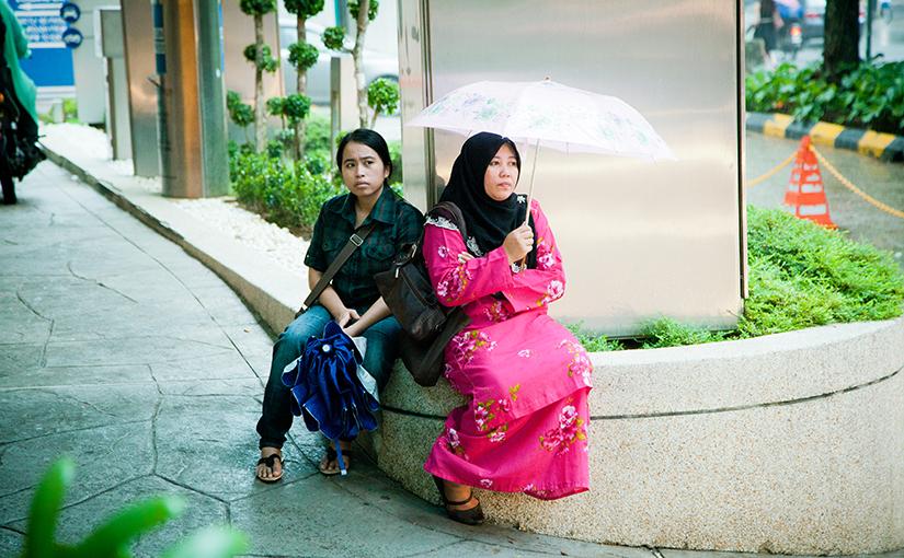 Куала-Лумпур: Ислам в Малайзии.