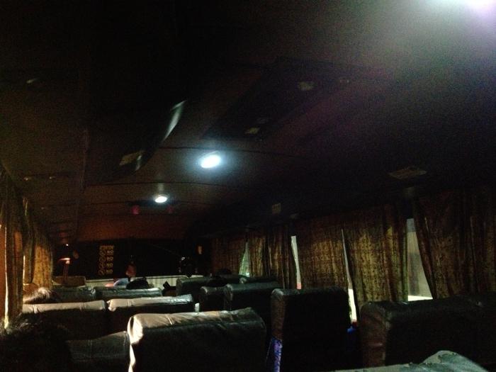Как добраться до острова Липе: Автобус до LCCT
