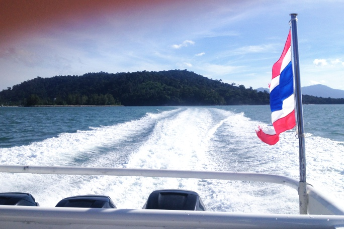 Как добраться до острова Липе: Лодка с Лангкави до острова Липе