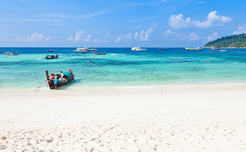 Как добраться до острова Липе. Малайзия-Таиланд.