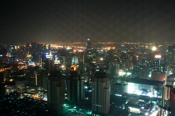 Вид из номера Bayoke II Tower