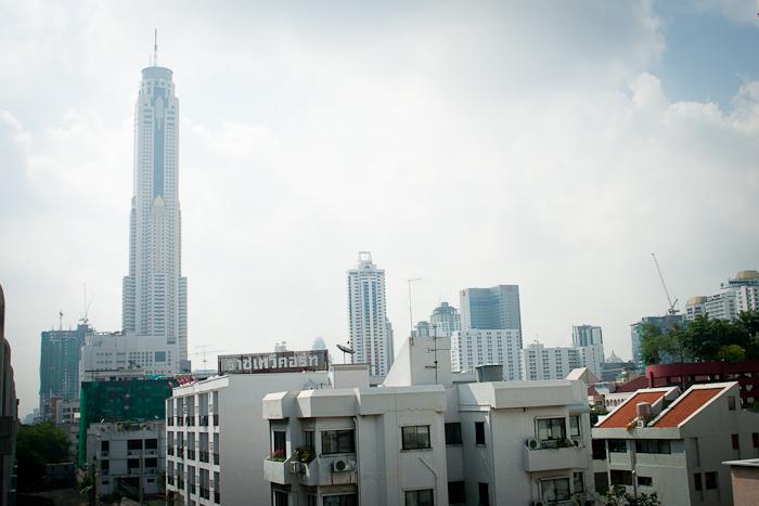 Bayoke sky Tower II, Бангкок