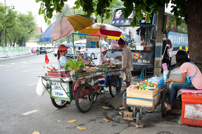 Самостоятельные путешествия: Бангкок, Таиланд