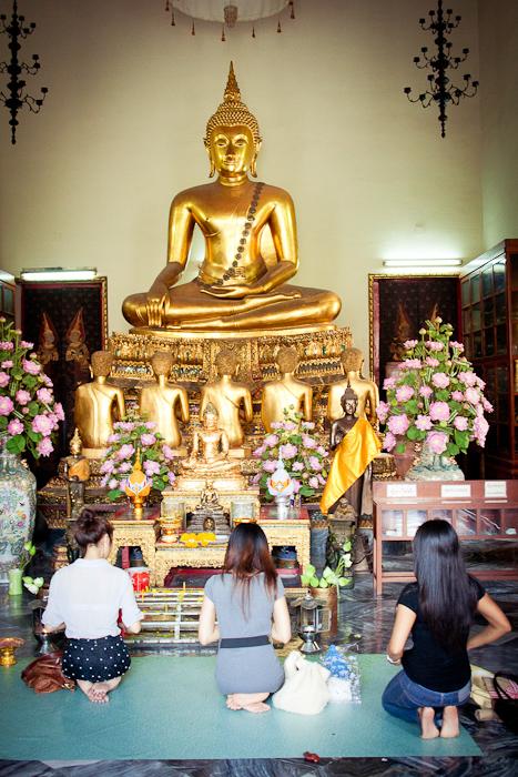 Ват Пхо, Бангкок