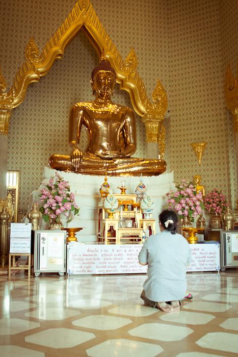 Храм Золотого Будды, Бангкок