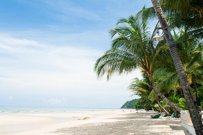 Самостоятельные путешествия: Остров Чанг, Таиланд