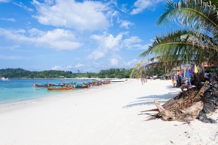 Самостоятельные путешествия: Остров Липе, Таиланд
