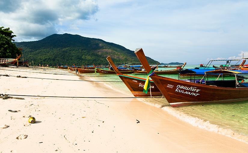 Остров Липе, Таиланд