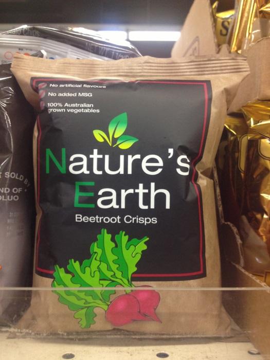 Подборка забавных азиатских продуктов: чипсы из свеклы