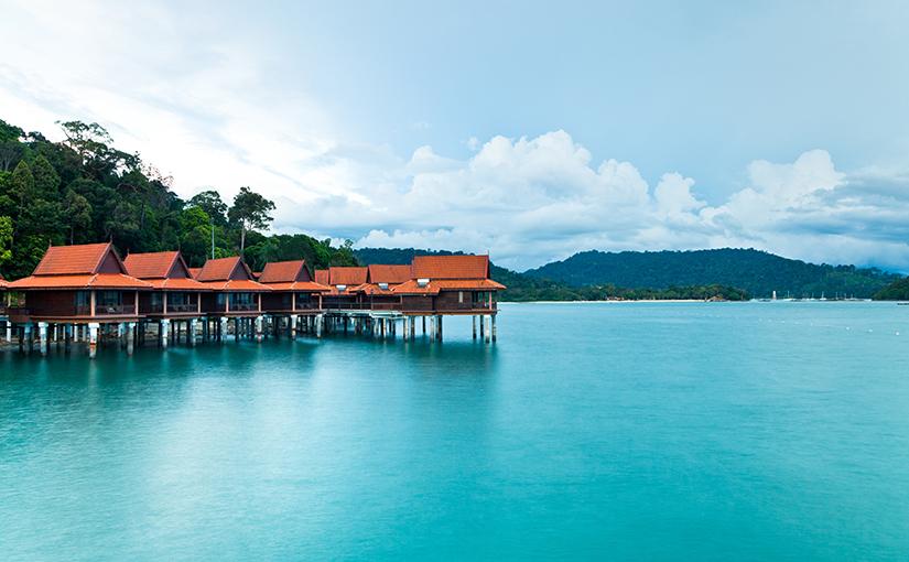 5 дней на острове Лангкави. Малайзия.