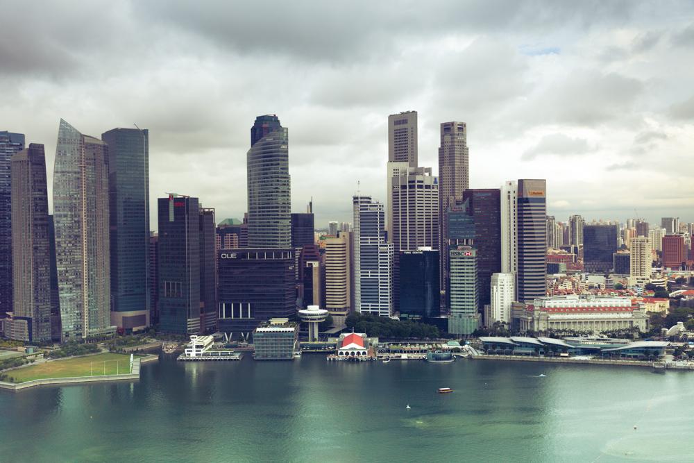 Район CBD — деловой центр Сингапура