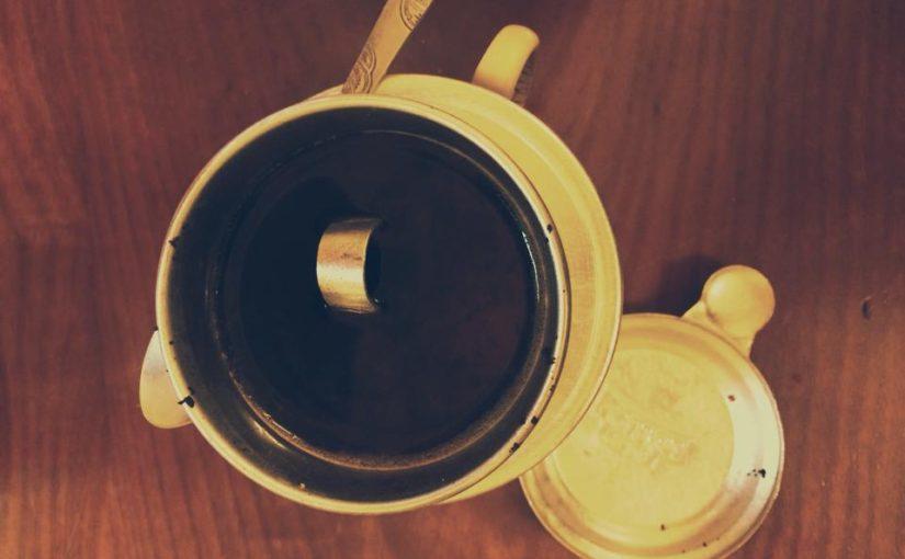 Кофе по-вьетнамски. Первая проба.
