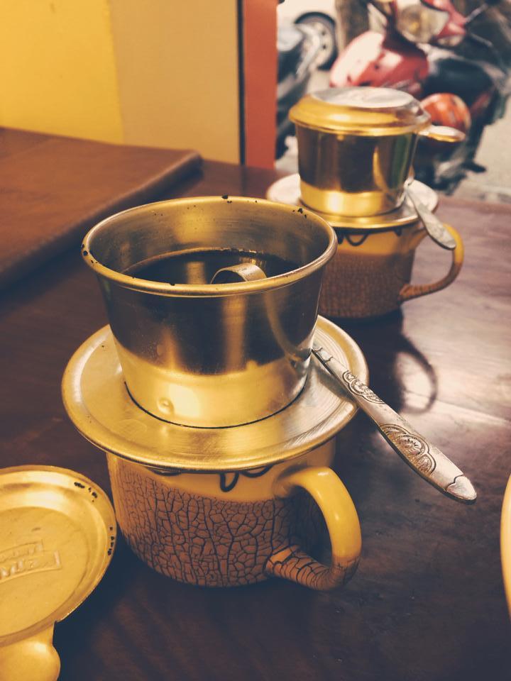 Кофе по-вьетнамски: Фильтры для заваривания кофе
