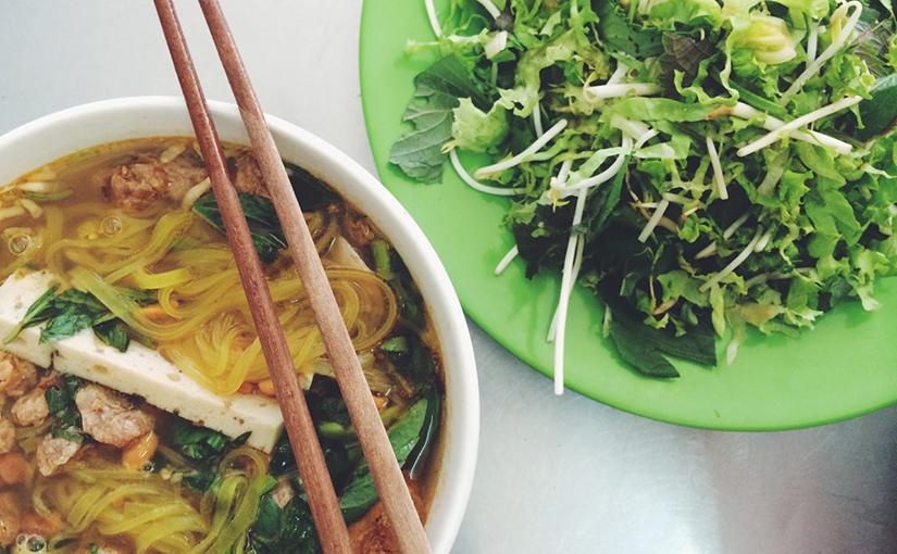 Еда в Нячанге, Вьетнам