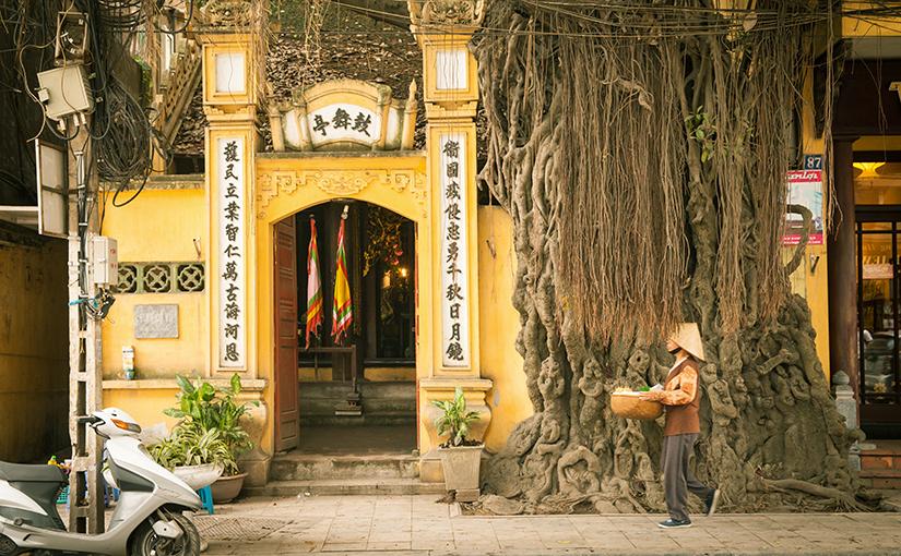 Первые дни во Вьетнаме. Ханой.