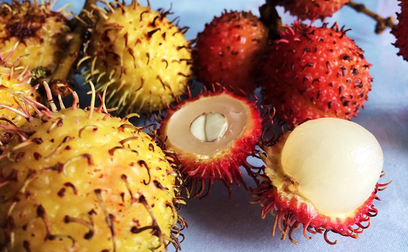 Пробуем фрукты Вьетнама. Часть 2.