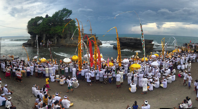 Бали для бюджетного туриста: Празднование балийского Нового Года