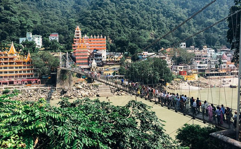 Путешествие по Индии: Ришикеш
