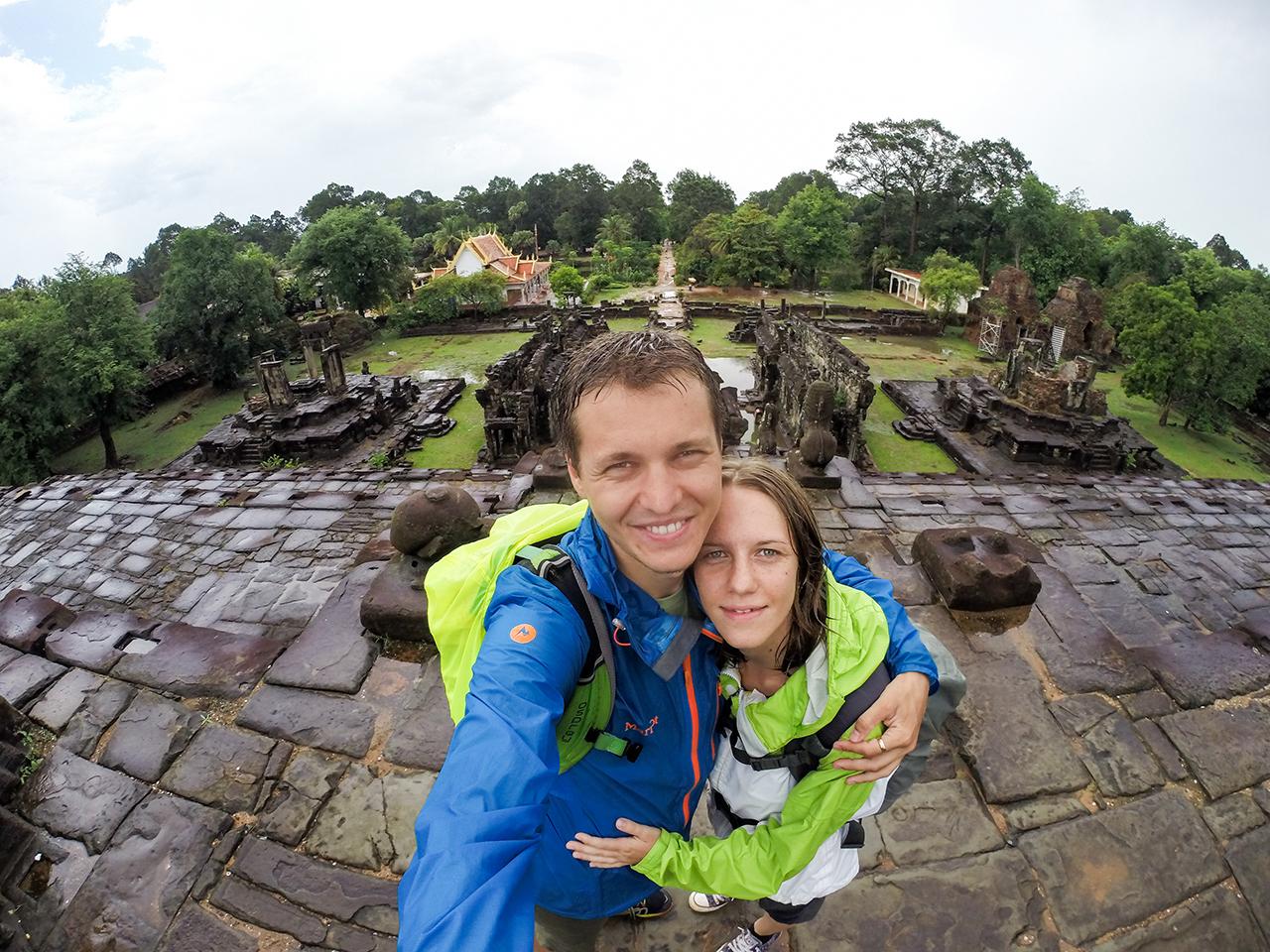 Путешествие по Камбодже: тропические ливни сезона дождей
