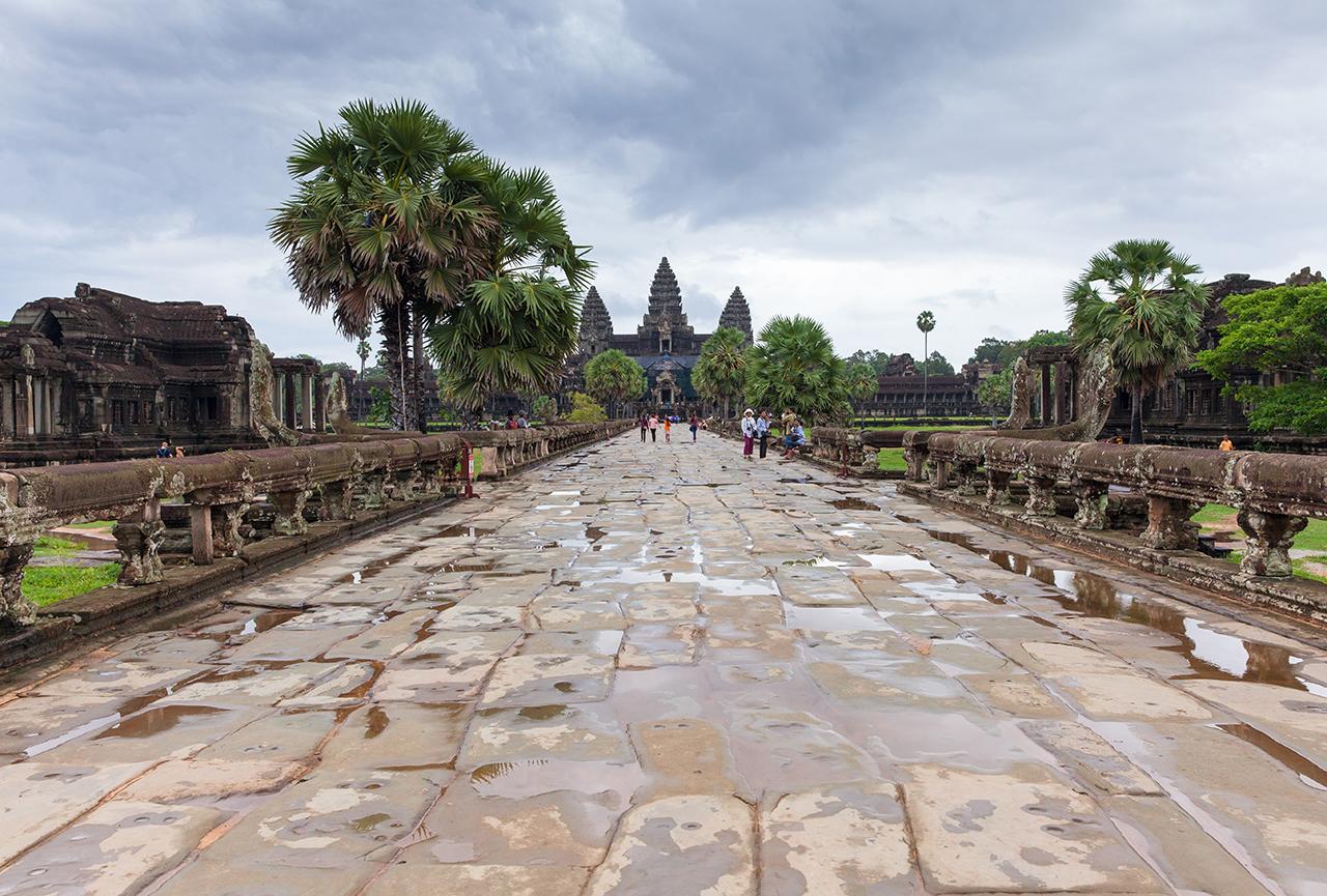 Путешествие по Камбодже: Ангкор-Ват