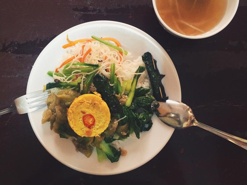 Что попробовать во Вьетнаме: Ком диа