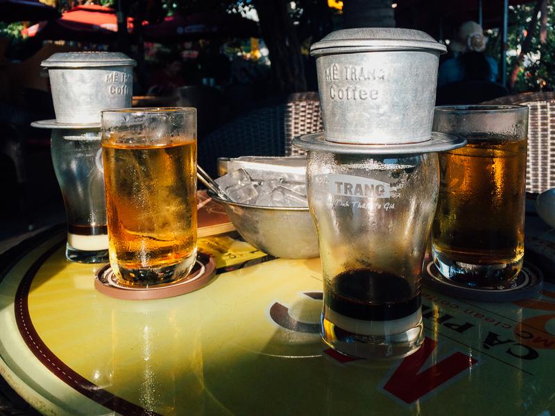Что попробовать во Вьетнаме: вьетнамский кофе