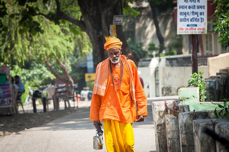 Путешествие по Индии: Садху - духовный человек