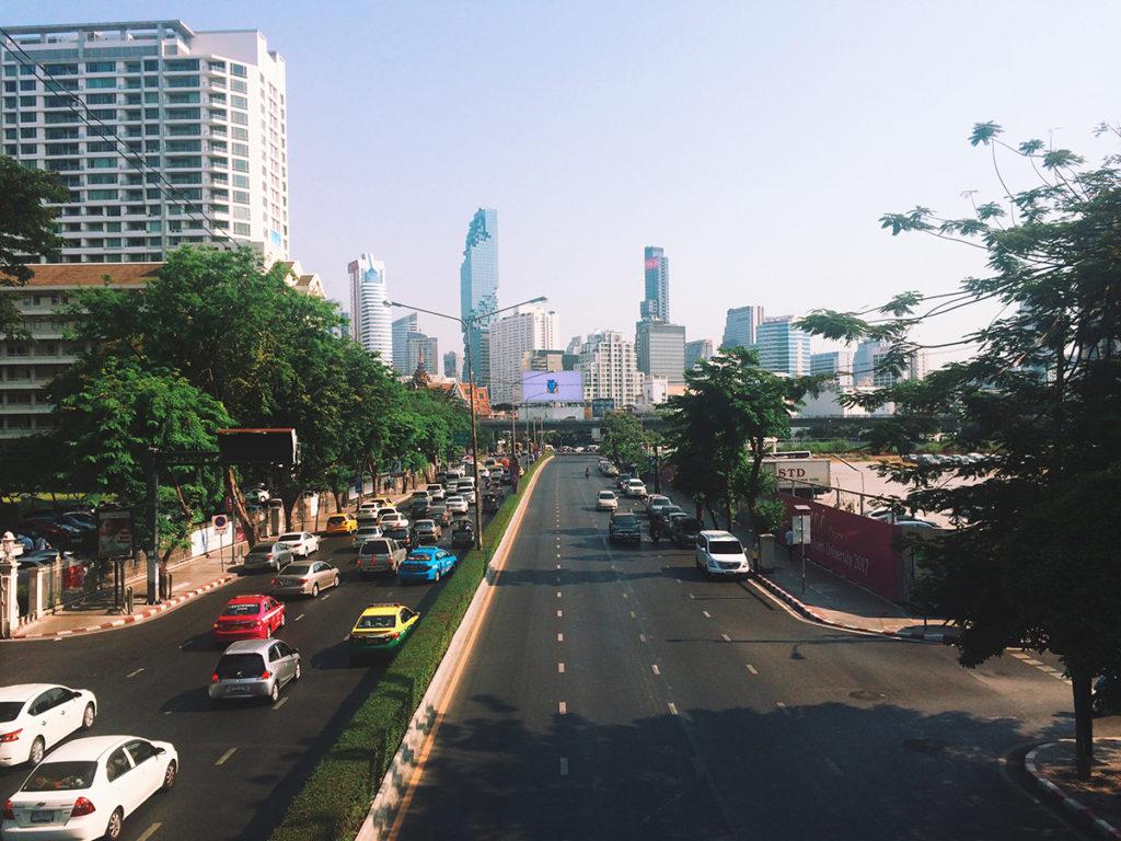 Виза в Индию в Бангкоке: Бангкок, Таиланд