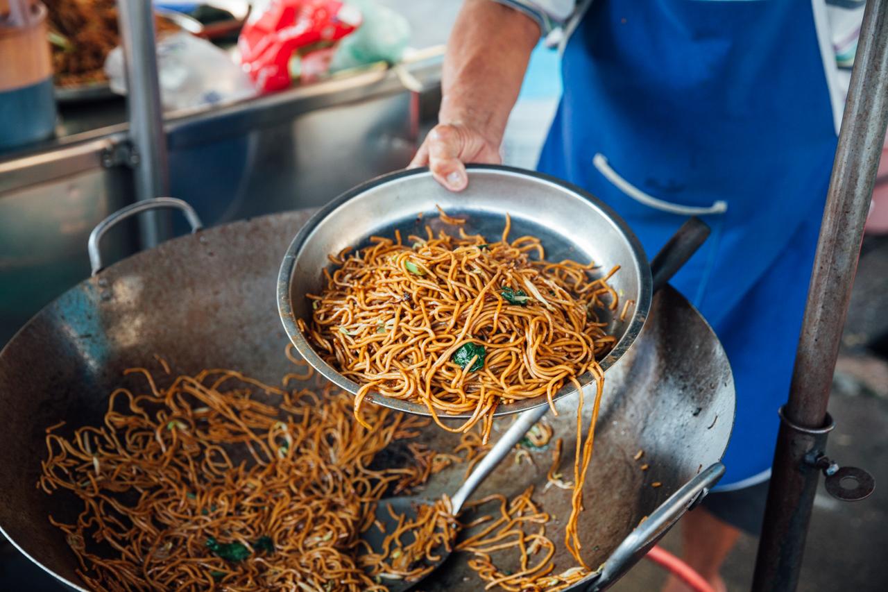 Джорджтаун, Пенанг: Уличная еда Пенанга
