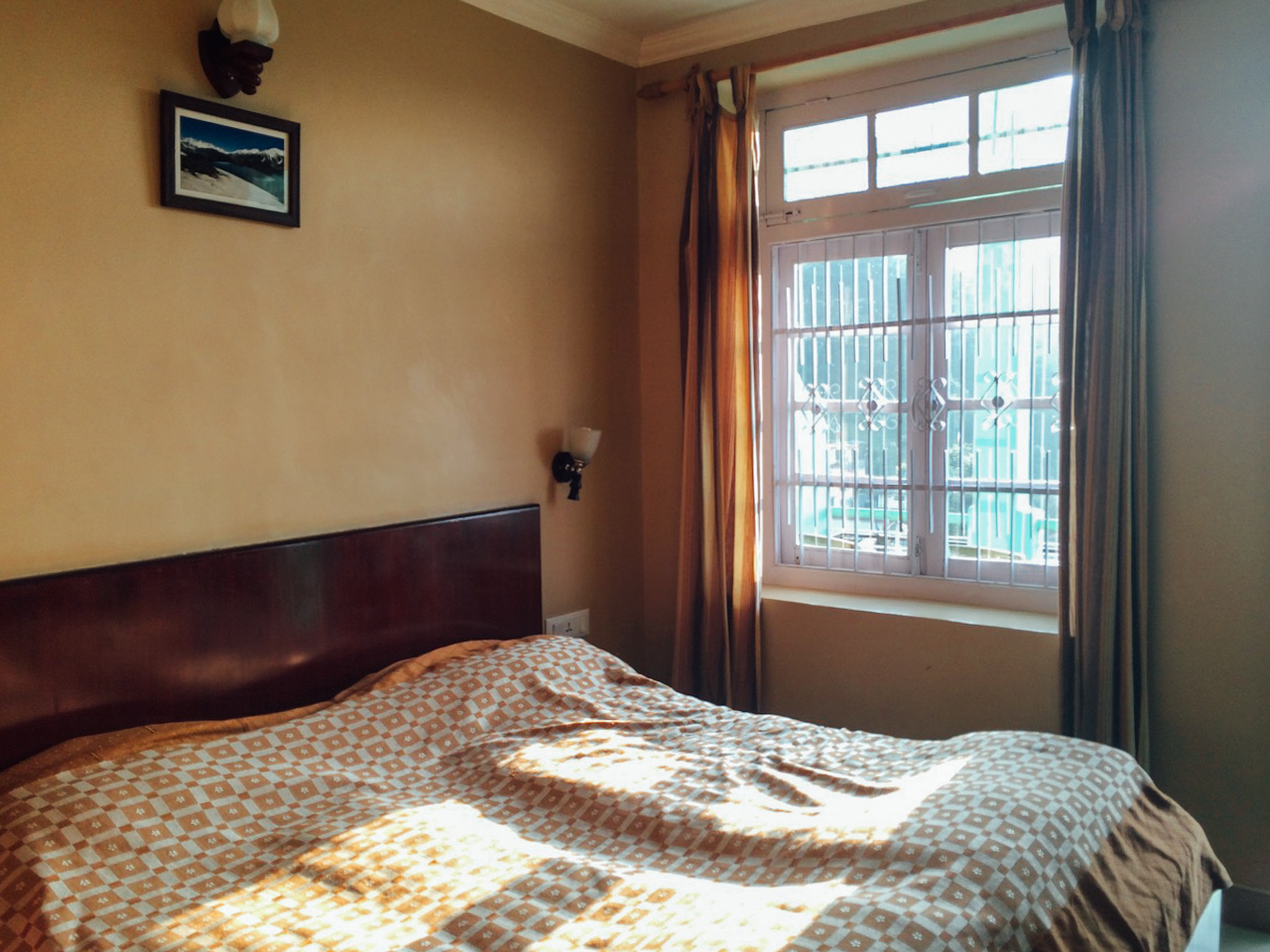 Путешествие по Индии: Green Hotel, Маклеод-Гандж