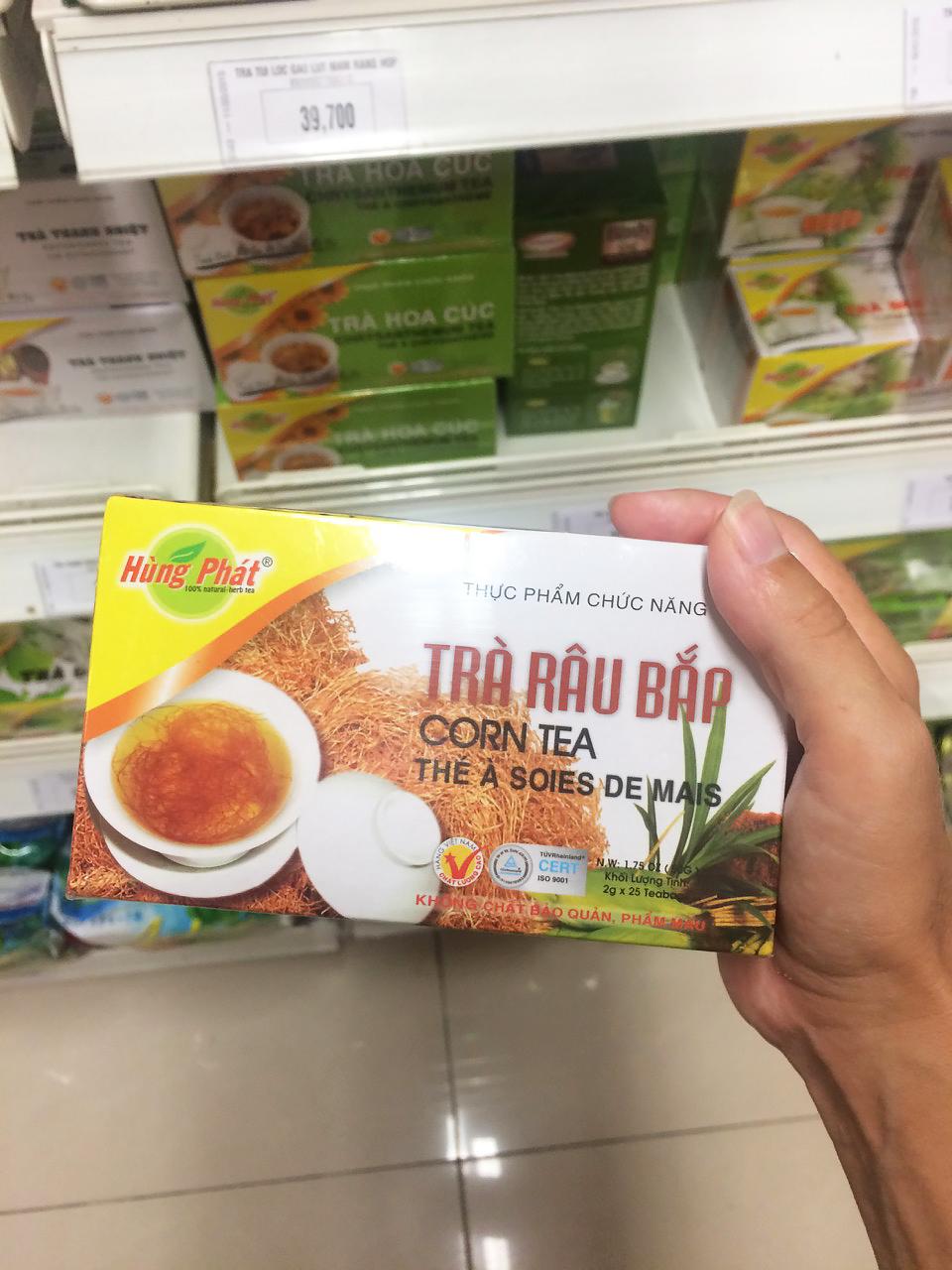 Подборка забавных азиатских продуктов: чай из кукурузных волокон