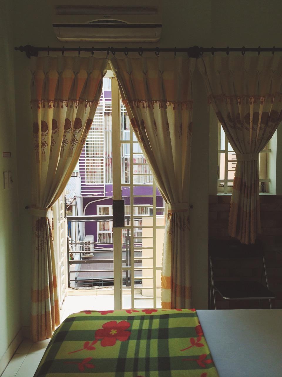 Как сэкономить в путешествии: Комната в Хошимине
