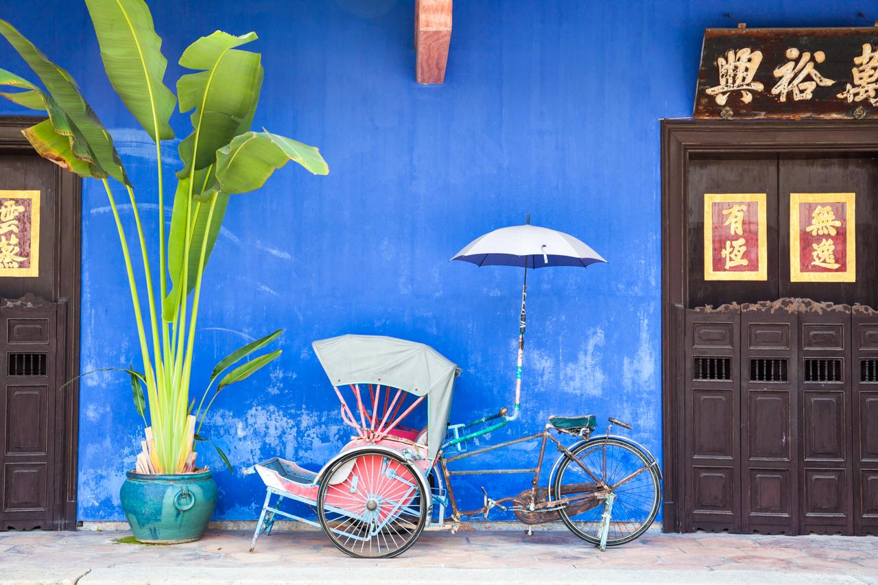 Как добраться до Пенанга: Синий особняк Чеонг Фатт Тзе