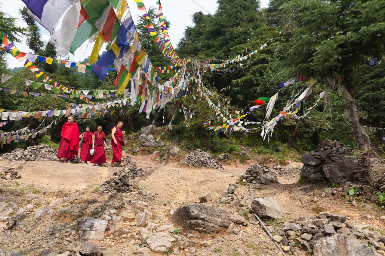 Путешествие по Индии: Дхарамсала