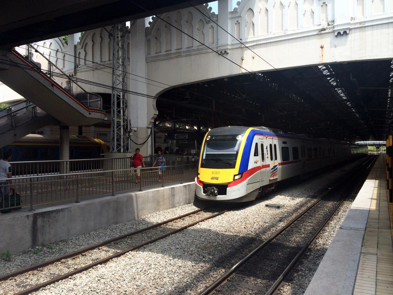 Как сэкономить в путешествии: ЖД вокзал Куала-Лумпура, Малайзия
