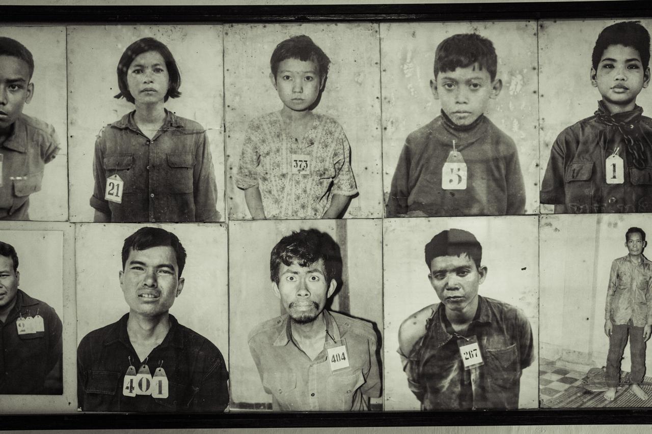 Путешествие по Камбодже: Жертвы геноцида