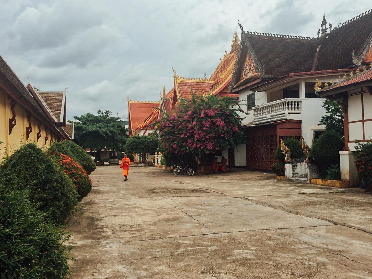 Путешествие по Лаосу: Ват Сисакет
