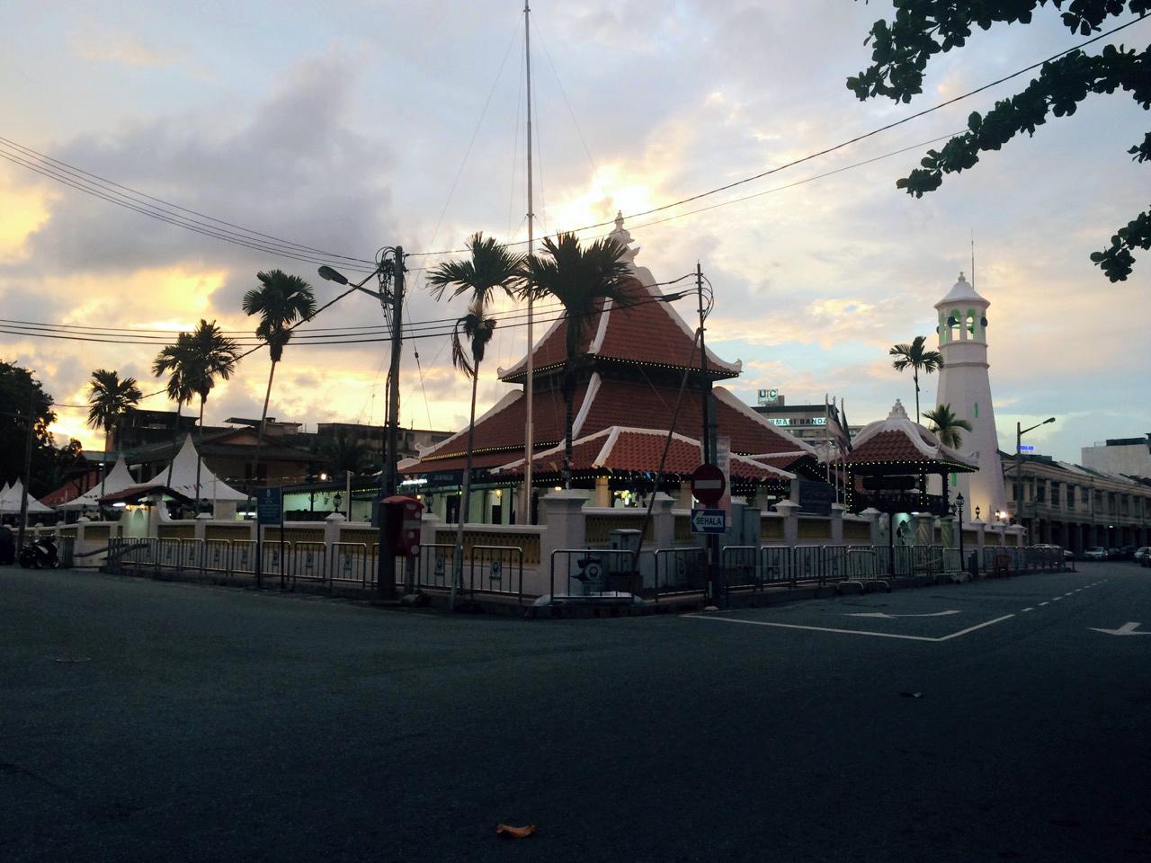 Мечеть Кампунг Клинг, Малакка, Малайзия