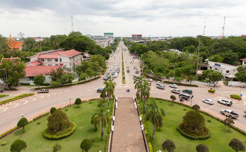 Путешествие по Лаосу. Часть 1: Вьентьян.