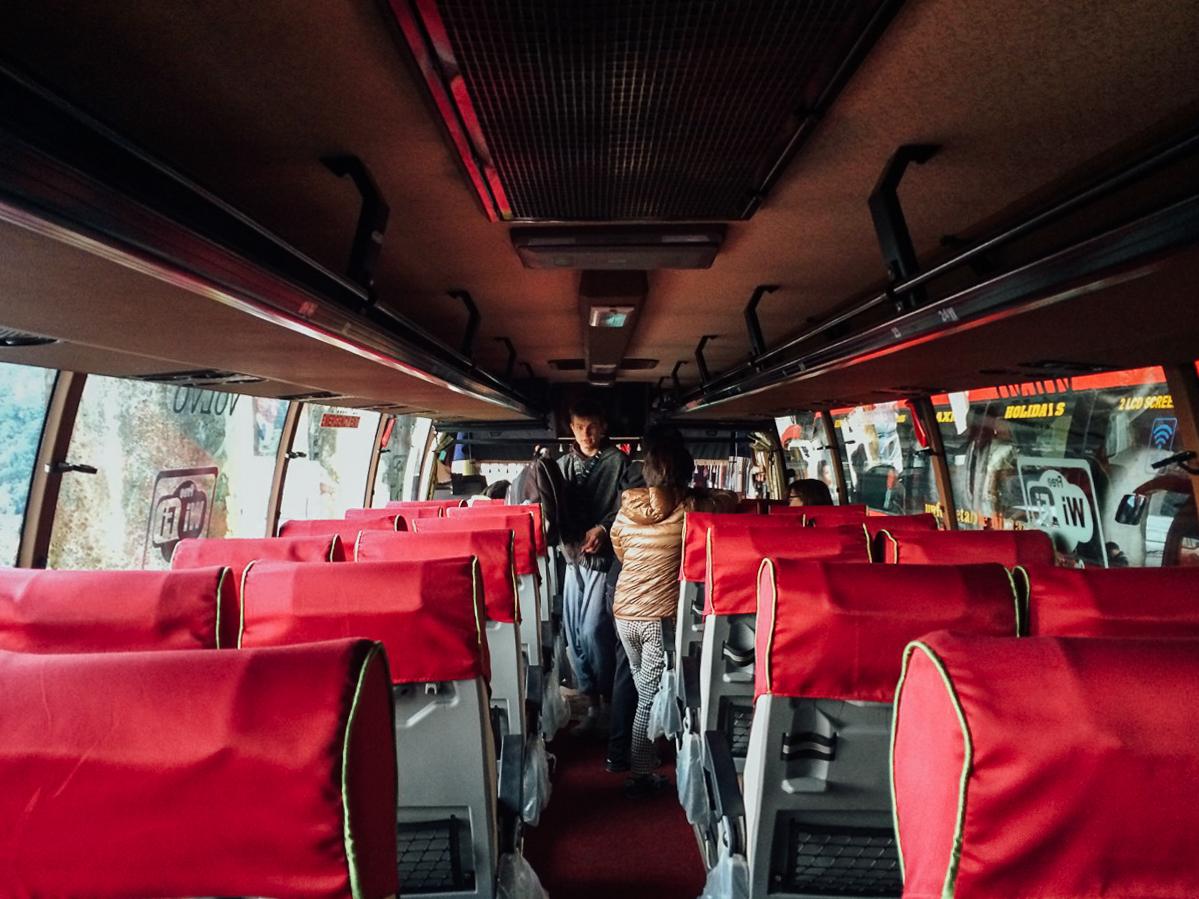 Путешествие по Индии: Автобус Дхарамсала — Дели