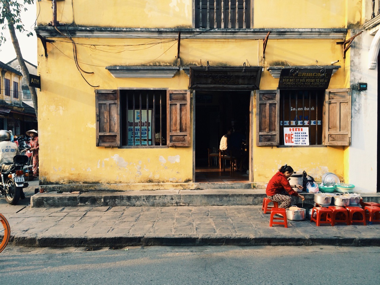 Путешествие по Вьетнаму: Желтые стены Хойана